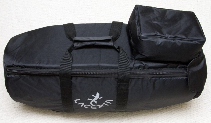 Lacerta Padded Carrying Case DeLuxe for 150/750 Newtonian Telescope