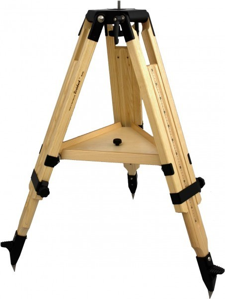 Berlebach PLANET Wooden Tripod with Tray for Skywatcher EQ6 - Natural Colour