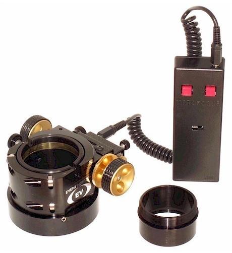 JMI EV2c Event Horizon 2-inch Crayford Focuser for Cassegrain Telescopes with Motor