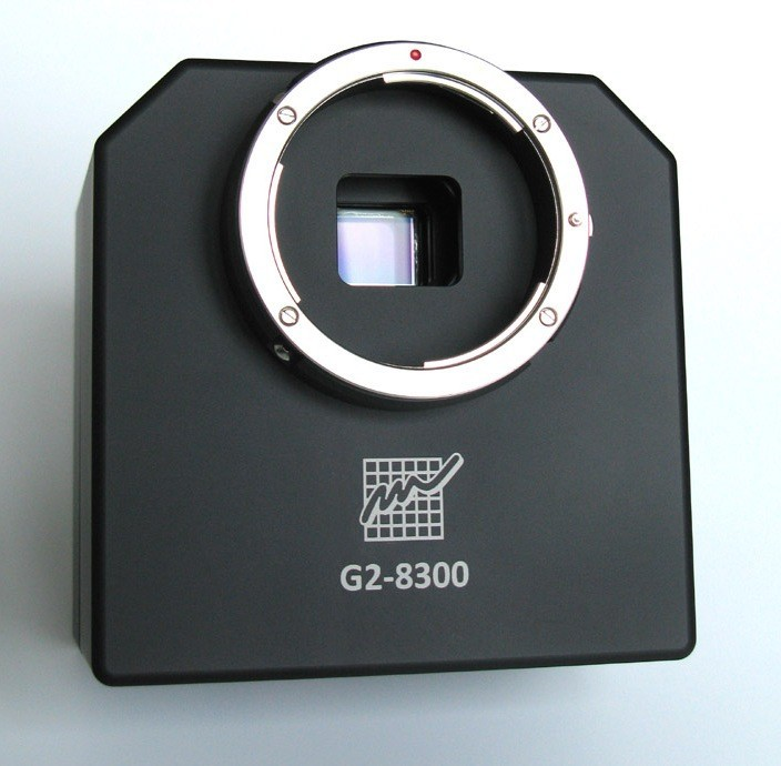 Moravian Instruments G2-8300 Monochrome CCD Camera with KAF-8300 CCD
