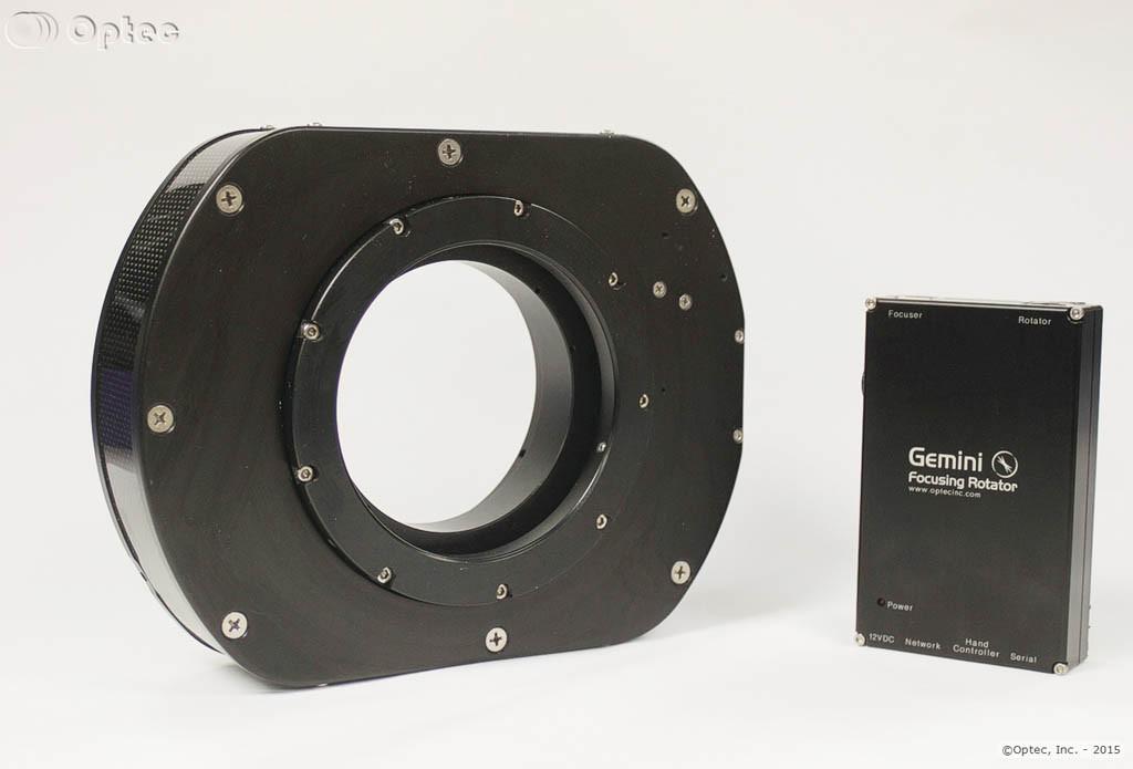 Optec Gemini Low-Profile Focusing Rotator System