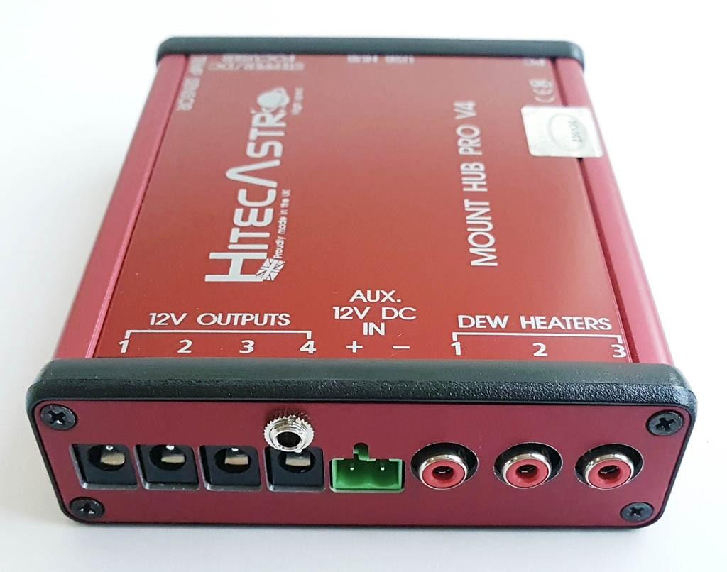 HitecAstro Mount Hub Pro v4 with USB HUB Interface