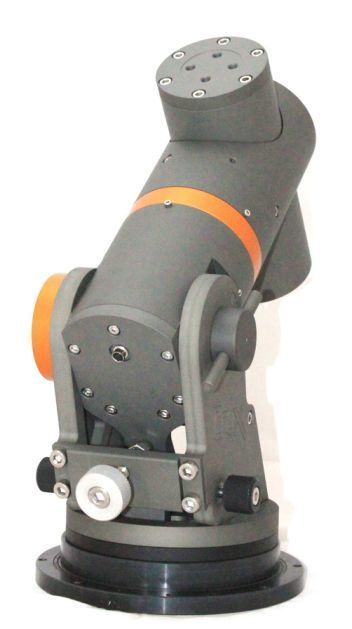 Crux 200HD Harmonic Drive Mount Up to 40kg Capacity