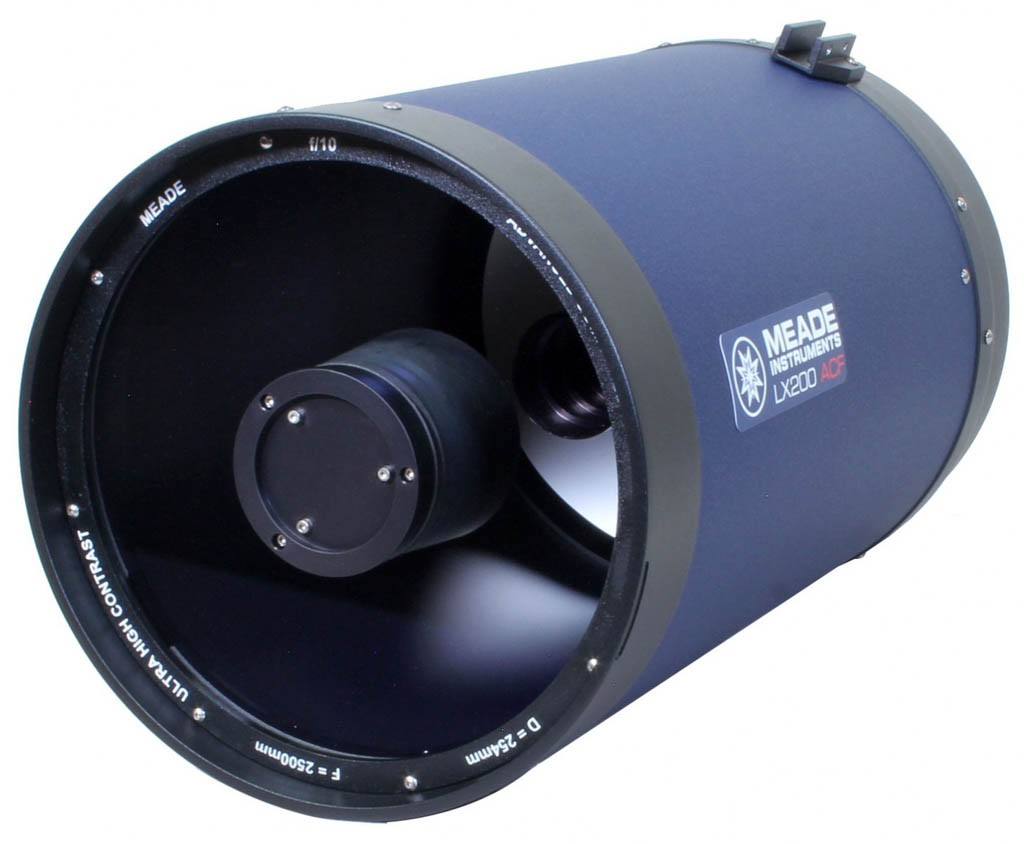 """Meade LX200 ACF 10"""" F/10 OTA with UHTC (Optical Tube Assembly Only)"""
