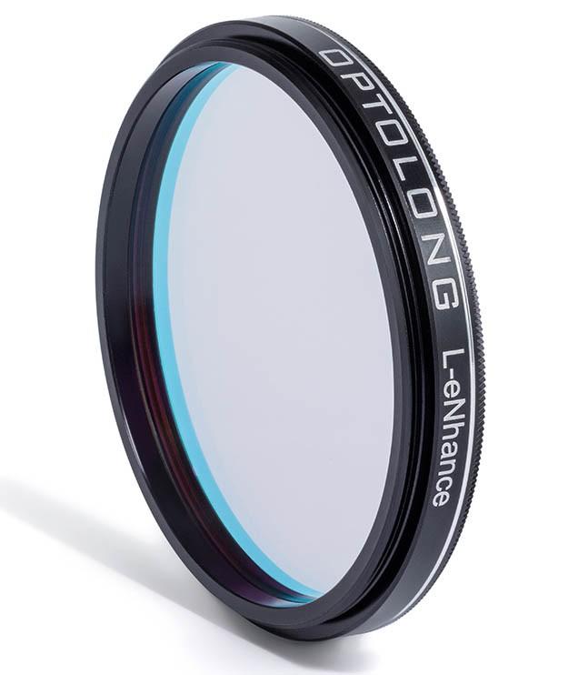 "Optolong L-eNhance Light Pollution Dual-Bandpass Narrowband Imaging Filter - 2"""