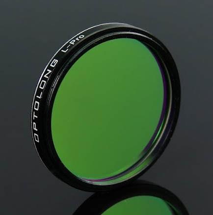 Optolong L-PRO MAX Luminosity Filter 77mm - Mounted