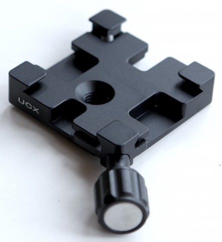 UNIQBALL X Cross-clamp (Bidirectional clamp) UBH45 resents only