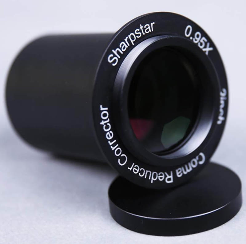 "Sharpstar 2"" 0.95x Reducer and Coma Corrector for f/3 to f/6 Newtonians for APS-C Sized Sensors"
