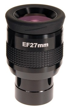 ExtraFlat Wide-Angle 27mm 1.25-inch Eyepiece by OVL