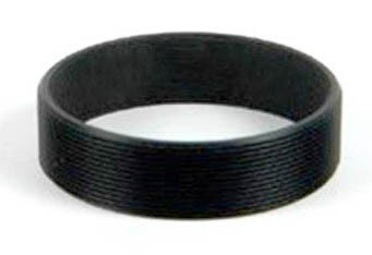 TS-Optics T2-to-T2 Male Inverter Ring with Continuous Male T2 Thread 11mm Length