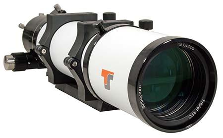 TS 90mm Triplet APO FPL-53 Objektiv - farbrein