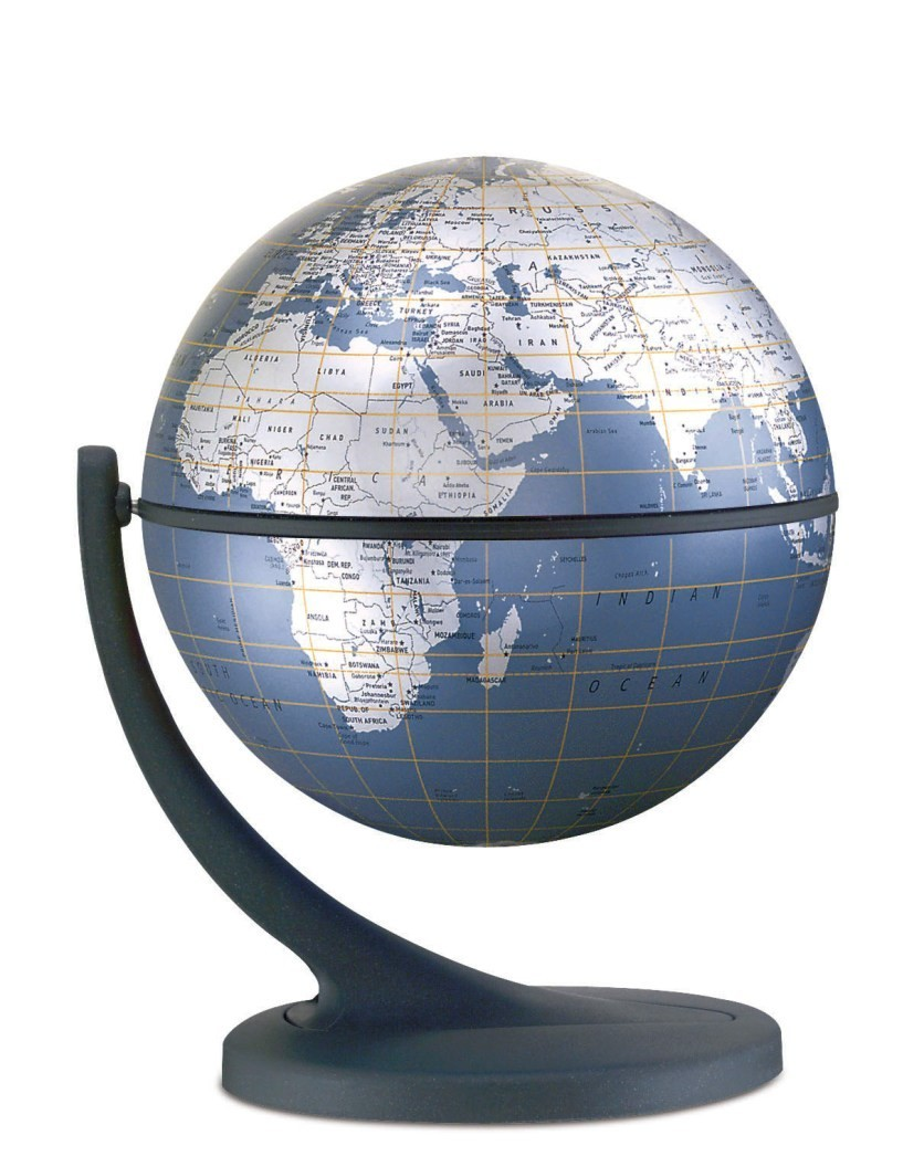 "4.3"" Wonderglobe Marquise Desktop Globe Wonder Globe"