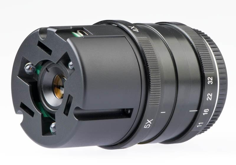 Yasuhara Nanoha x5 Macro Lens 5:1 - micro 4/3 mount