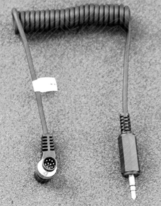LVI Cable Nikon1 / Fujifilm DSLR Cameras