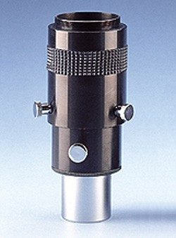 """Tele-camera Adaptor (1.25""""/31.7mm) for Eyepiece Projection by OVL"""