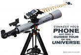 Celestron StarSense Explorer LT 70AZ Smartphone App-Enabled Refractor Telescope