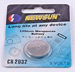 Battery 3V Li for Star Pointer & Sky Surfer III & V