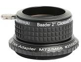 "Baader 2"" M72a ClickLock Eyepiece Clamp for Takahashi Telescopes"