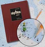 Sky Atlas 2000.0 Deluxe Un-Laminated