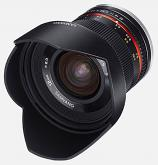 Samyang 12mm F2.0 NCS CS Ultra Wide Angle Lens for SONY APS-C Cameras with E-Mount