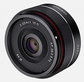 Samyang AF 35mm F2.8 FE Lens for Sony E-Mount- CLEARANCE