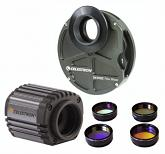 Celestron Skyris 618M + 5-position Filter Wheel + LRGB Filterset BUNDLE