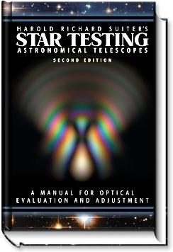 Star Testing Astronomical Telescopes - 2nd edition