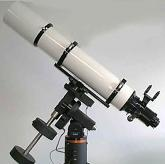 "APM Telescopes LZOS 3-Element Super ED APO 152/1200 Apochromatic Refractor Telescope with 3.7"" Rack & Pinion Focuser"