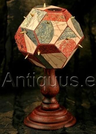 Polyhedral Sun Dial