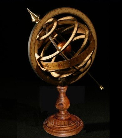 Armillary Sphere 210mm