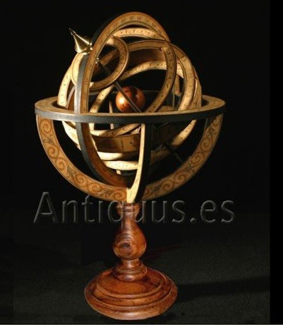 Armillary Sphere 260mm LARGE