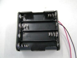 8 AA Battery Holder
