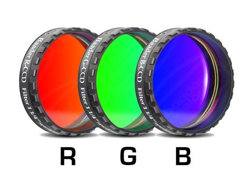 Baader RGB-CCD-Filter-Set 1 1/4""