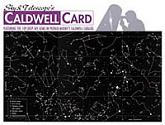 Caldwell Card from the Sky and Telescope