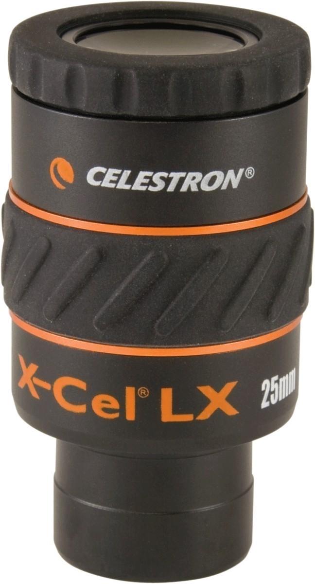 Celestron X-Cel LX  25 mm Eyepiece - 1.25 inch