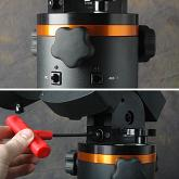 Celestron CGE Knob and Adjustment Wrench Kit from Farpoint Astro