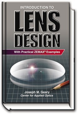 Introduction to Lens Design with Practical ZEMAX Examples
