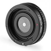 KIPON Canon EOS Lens to Micro 4/3 Mount Adapter with Manual Aperture Control