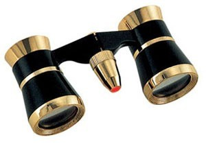 Konus Theatre 3 x 25 Opera Glasses - with Light