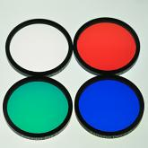 Astrodon LRGB Gen2 E-Series Tru-Balance Filters (set of 4) - 50mm Diameter Unmounted
