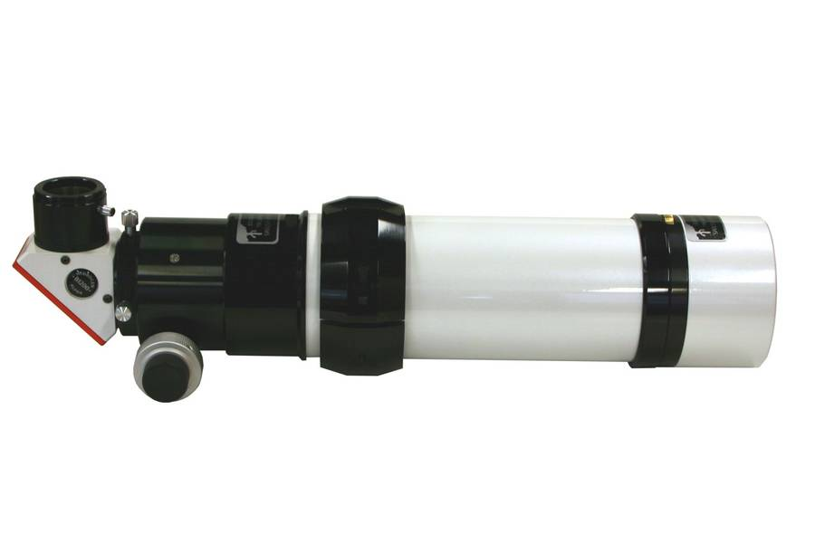 Lunt 60mm H-Alpha Telescope with Double-Stack 50 Filter, B1200 and Crayford Focuser