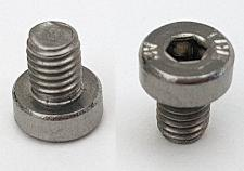 M5x6mm Low Head Cap Srew A2 Stainless Steel - TWO PIECES