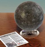 12-inch Mercury Globe