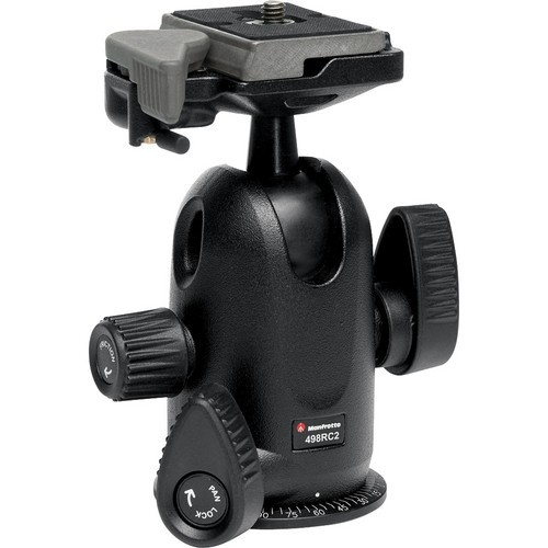 Manfrotto 498 RC2 Midi Ball Head