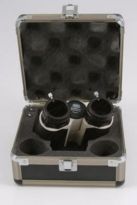 Baader Maxbright Binocular Viewer with Aluminum case ( incl. T-2)