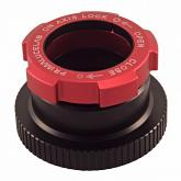 "Primaluce Lab OnAxisLock 50.8mm Eyepiece Holder for 11"" and 14"" SC Telescopes with 3.3"" SC Thread"