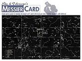 Messier Card from the Sky and Telescope