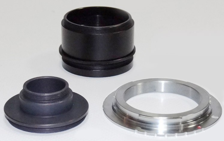 Camera Adapter Set for BTC STM7T and STM8T Stereo Microscopes