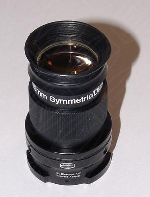 Symmetric Eyepiece 25mm w. Bajonett for Zeiss Diascope