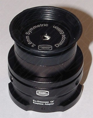 Symmetric Eyepiece 3.6mm w.Bajonett for Zeiss Diascope